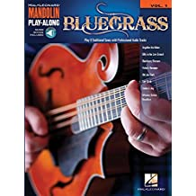Mandolin Play-Along Vol.01 Bluegrass + Cd