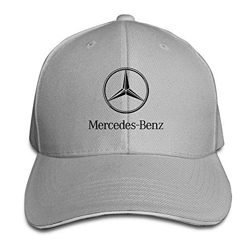 huseki-mercedes-benz-sandwich-baseball-caps-for-unisex-adjustable-ash
