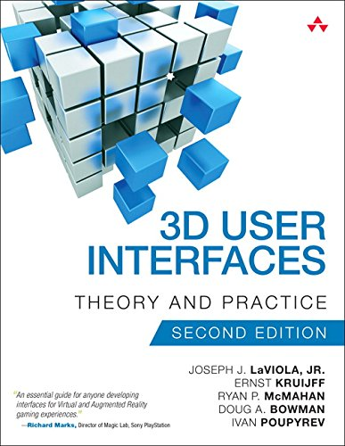 LaViola, J: 3D User Interfaces (Usability and HCI) - 3d User Interfaces