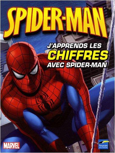 J'apprends les chiffres avec Spider-Man
