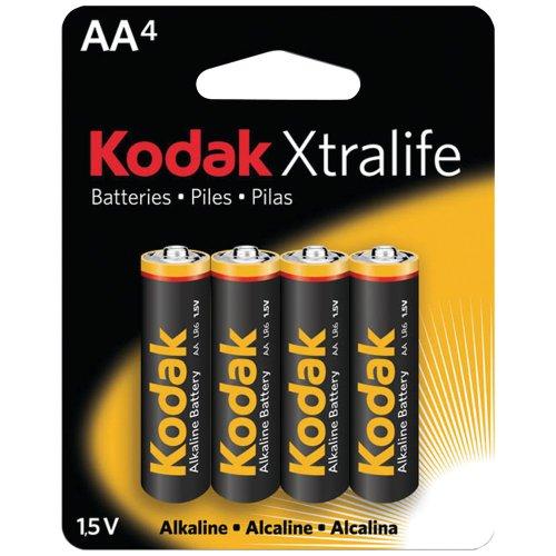 Alkaline Batterien (AA, 4PK) ()