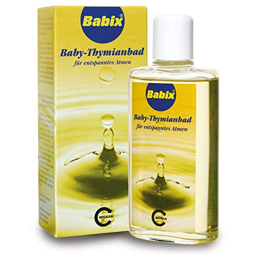 Babix Baby-Thymianbad 125ml