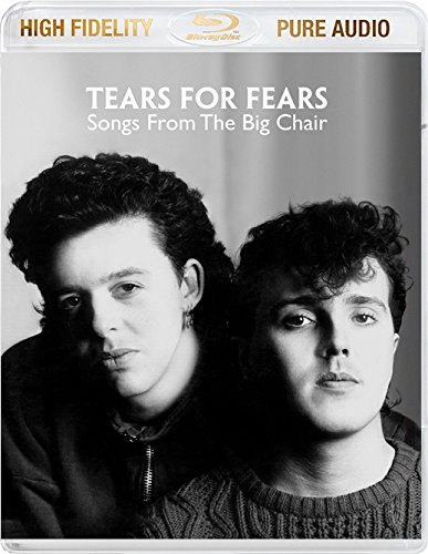 Tears For Fears - Songs From The Big Chair(BRD audio)