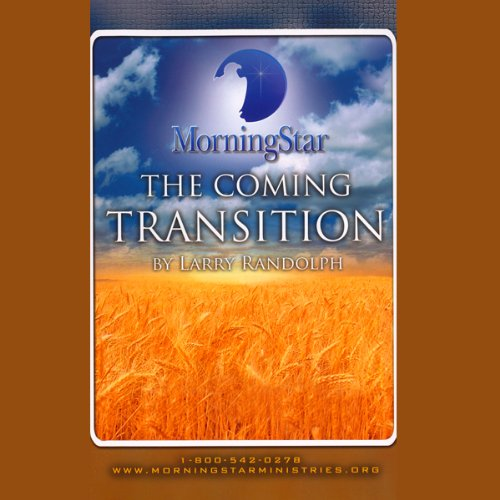 The Coming Transition  Audiolibri