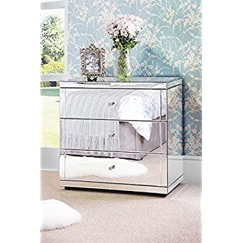 tallboy large chest drawers cheap chests for mirror ideas bedroom mirrored inside florence furniture table of intended home decorating drawer