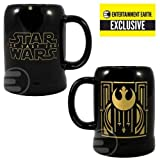 Star Wars: Die letzten Jedi Rebel Symbol 20 Oz Keramik Stein – Entertainment Erde Exklusive