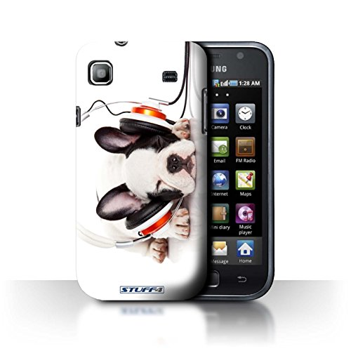 Imprimé Protector Case Cover / Case / Coque for Apple iPhone 5C / Chien somnolent motif / Animaux comiques Collection Chien somnolent