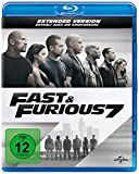 Fast & Furious 7 - Extended Version [Blu-ray] -