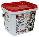 Elastolith 55013 15 kg 6 m sq Bucket Adhesive/Grout - Light Grey