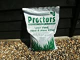 LAWN FERTILISER WEED FEED AND MOSS KILLER - 20KG SACK