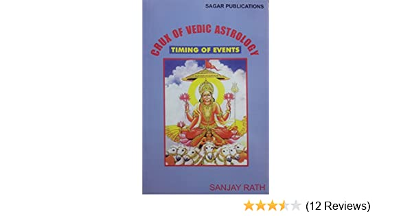 Items Related to Timing of Events in Vedic Astrology (With Case Studies) (Astrology | Books)