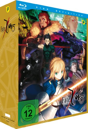 Box, Vol. 1 (limited Edition inkl. Sammelschuber) [Blu-ray]