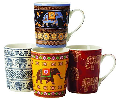 Casa Domani DB0011 'Raj' tazas de café, porcelana