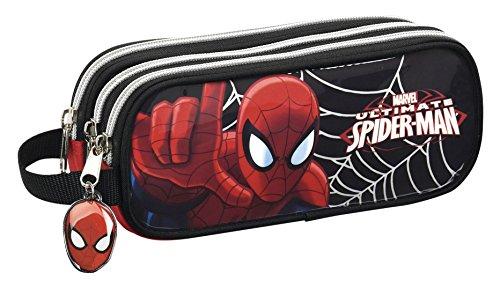 Marvel Spider-Man – Portatodo Triple (SAFTA 811412635)