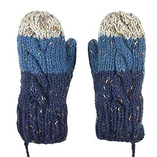Afinder Damen Handschuhe, blau