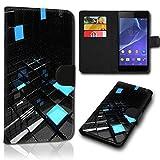 sw-mobile-shop Book Style Huawei Mate 10 Pro Tasche Flip Brieftasche Handy Hülle Kartenfächer für Huawei Mate 10 Pro - Design Flip SVH1224