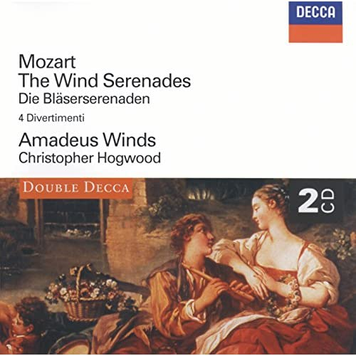 Mozart: The Wind Serenades