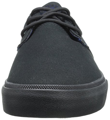 Lakai - Mj, Scarpe Uomo Black/Black Canvas
