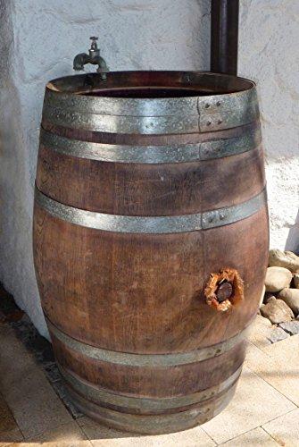 Regentonne, Weinfass aus Eiche 225 Liter thumbnail