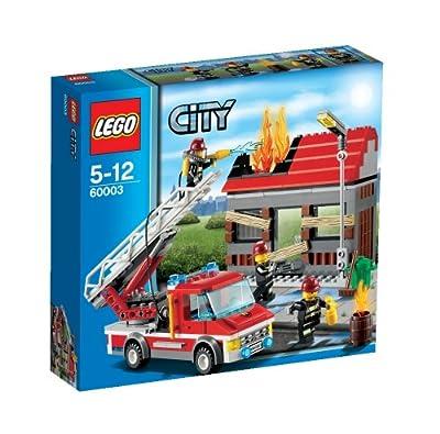 LEGO CITY 60003 - Llamada de Emergencia por LEGO