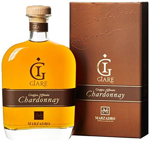 Marzadro Grappa Le Giare Chardonnay Distilleria (1 x 0.7 l)