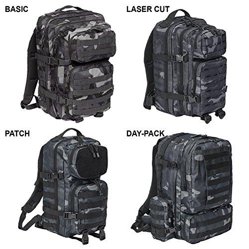 US Cooper Rucksack Basic medium darkcamo