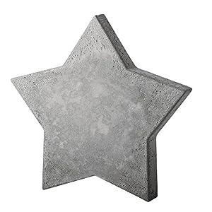 RAYHER 36038000 Gießform Stern mittel, 21,5 x 21,5 cm, Tiefe 4 cm