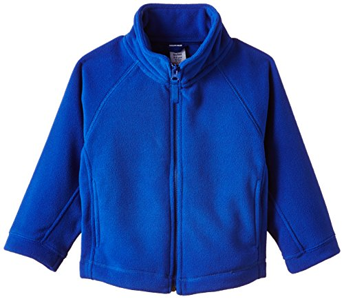 Trutex Jungen Trainingsjacke, Blau (Royal), 110