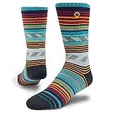 Die besten von Rainiers - Stance Rainier Outdoor Socks - Black Medium Bewertungen