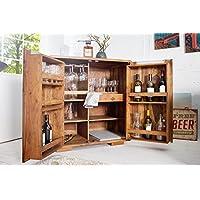 Comparador de precios Casa-Padrino Bar Wine Cabinet 90 x 50 x H100 cm - Whiskey Cabinet Bar Antique Style - Art Nouveau Style - precios baratos