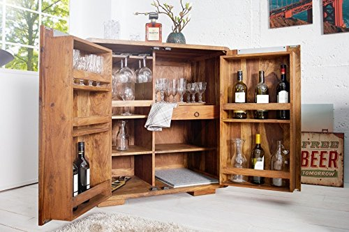 casa padrino bar whiskey schrankbar antik stil barschrank die hausbar. Black Bedroom Furniture Sets. Home Design Ideas