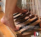 Ruzir : Transcriptions pour clavier d'airs et de danses populaires du 17ème siècle. Ciampi, Tricomi.