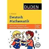 Wissen - Üben - Testen: Deutsch/Mathematik 1. Klasse (Duden - Einfach klasse)