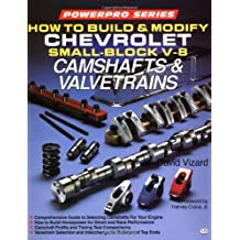 How to Build and Modify Chevrolet Small-Block V8 Camshafts and Valvetrains (Motorbooks International Powerpro Series)