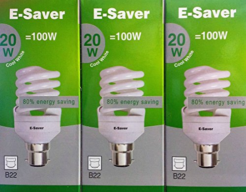 pack-of-3-e-saver-cfl-full-spiral-20w-100watt-cool-white-4200k-compact-fluorescent-lamp-bayonet-cap-