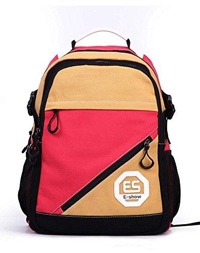 Borsa Semplice Scuola Di Korean Air/Studente Zaino Laptop Bag/Viaggio Zaino-C C