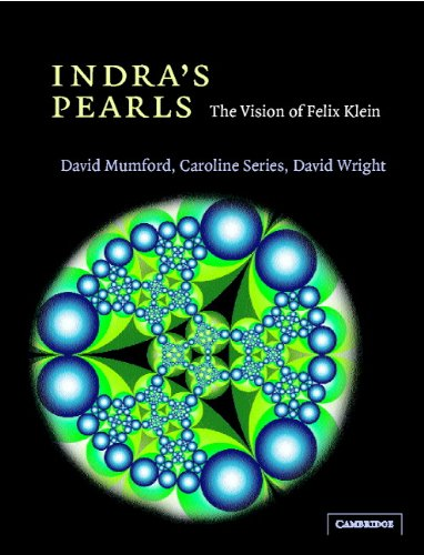 Indra's Pearls: The Vision of Felix Klein (English Edition)