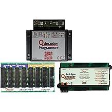 QD099: Qdecoder Startpaket mit Programmer, ZA3-Base und ZA3-M4-96-E