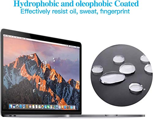 """OJOS Anti Glare Screen Protector Compatible with 2019 Apple MacBook Pro 13"""" Touch Bar A2159 (Matte) Image 4"""