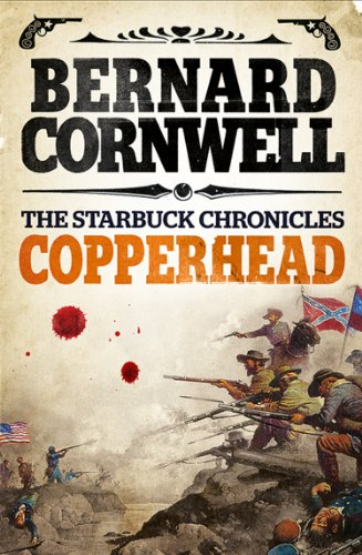 Copperhead (The Starbuck Chronicles Book 2) (English Edition) por Bernard Cornwell