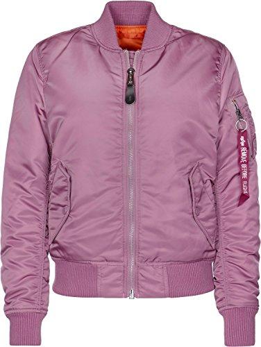 ALPHA Industries - Damen MA-1 SF 168006 - dusty pink Dusty Pink