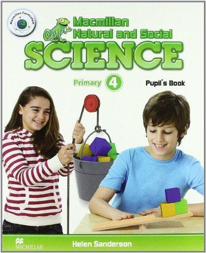 MACMILLAN NATURAL AND SOCIAL SCIENCE 4