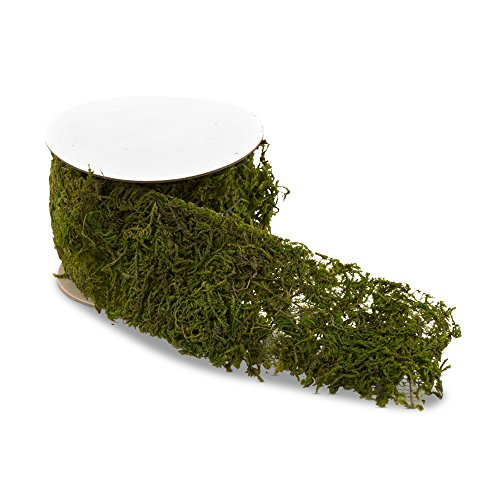 faux-moss-rolls-of-ribbon-110-cm-for-event-decoration