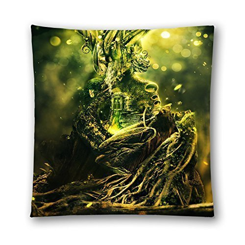 Cap socks Unto The Root of The House Cotton Throw Pillow Case Decorative Cushion Cover 18X18 Inch One Side -