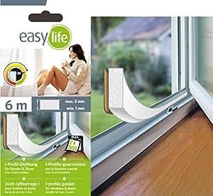 dichtungen f r fenster und t ren gummi fensterbank fensterdichtung i profil weiss. Black Bedroom Furniture Sets. Home Design Ideas
