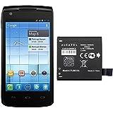 Batterie d'origine TLiB32A Pour Alcatel One Touch 991D, 992D