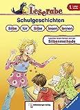 Leserabe - Schulgeschichten: Sonderband, Lesestufe 1