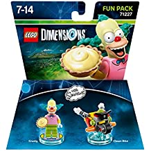 Lego Dimensions Fun Pack - The Simpsons: Krusty