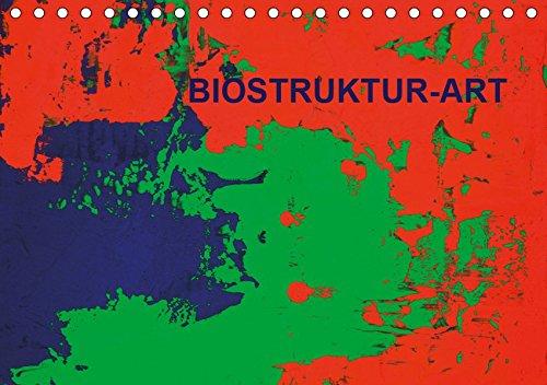 Biostruktur (Tischkalender 2019 DIN A5 quer): Die Zuordnung des menschlichen Typs nach Farben basiert auf dem Konzept der Biostruktur. (Monatskalender, 14 Seiten ) (CALVENDO Wissen)