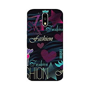 GIFTROOM PRINTED BACK COVER FOR MOTO G4;GRMOTOG923